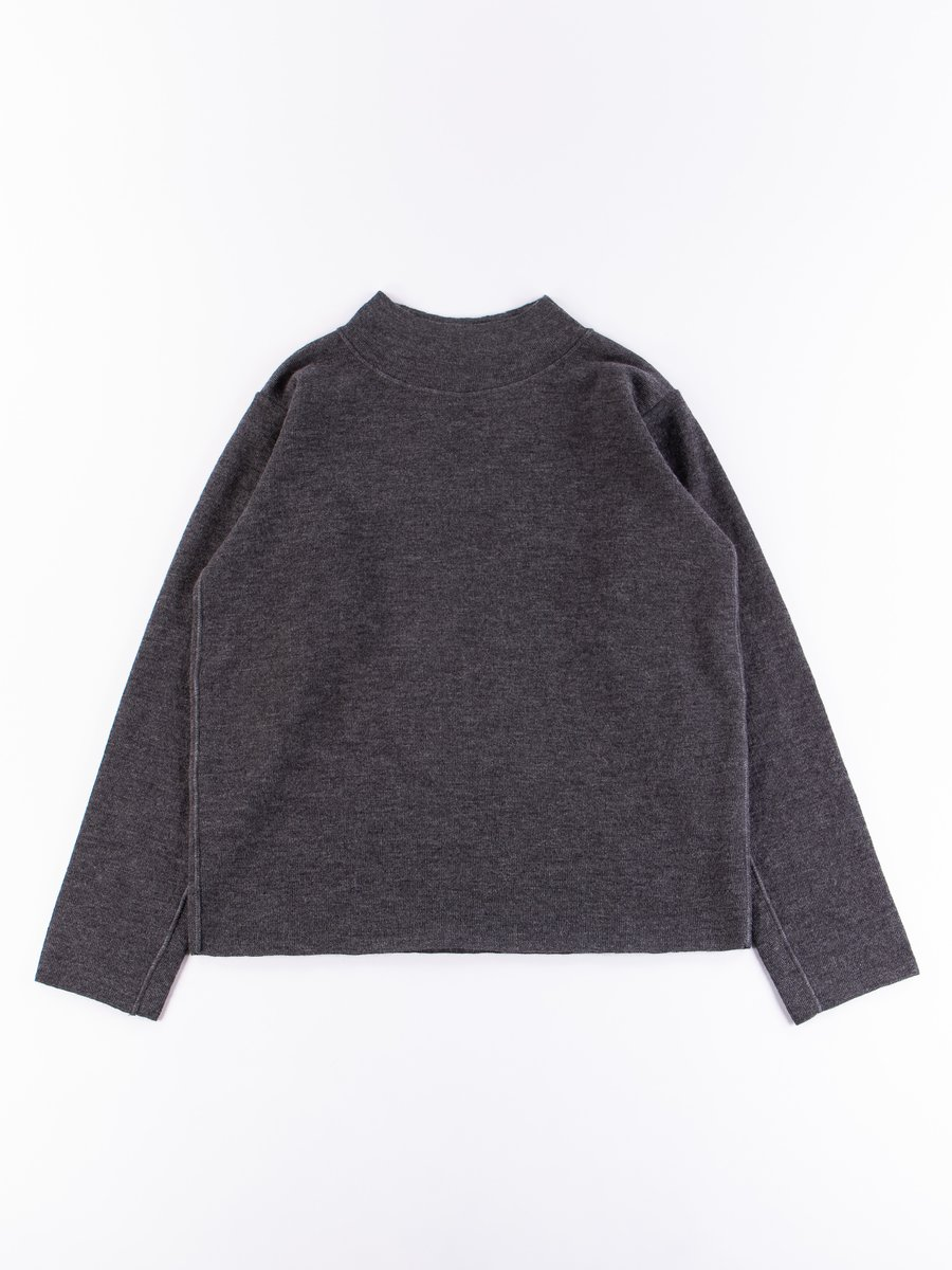 MHL School Grey T Shape Jumper