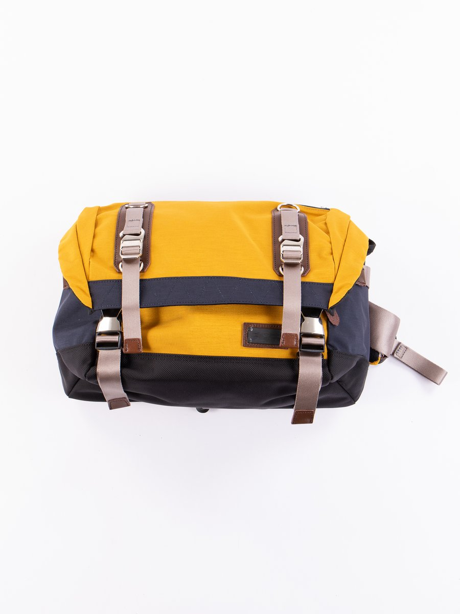 Yellow 01235 Hunter Shoulder Bag
