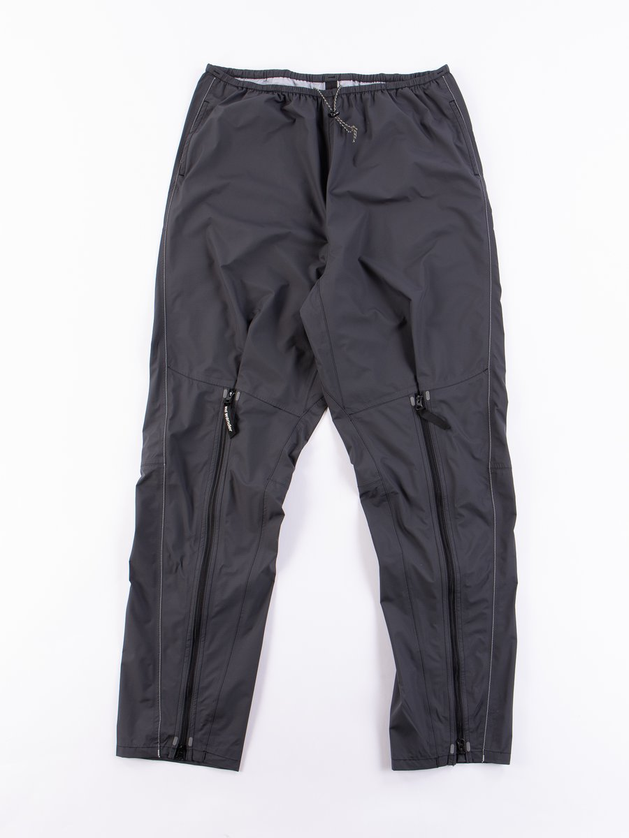 Charcoal 3L Light Rain Pants