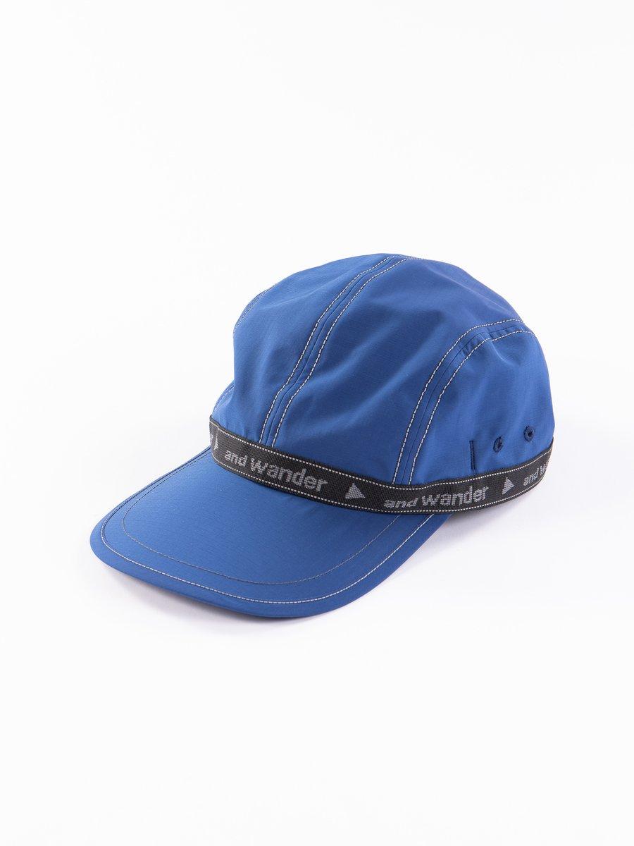 Blue JQ Tape Cap