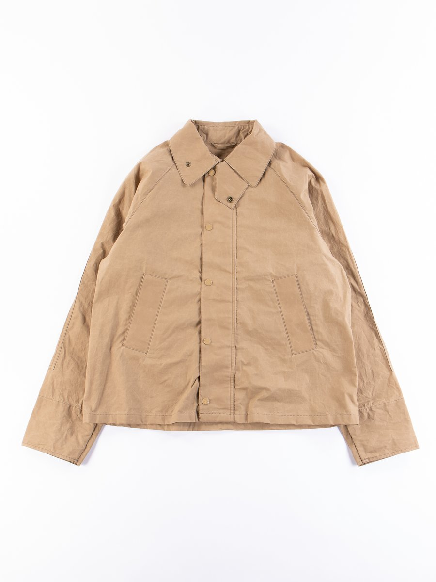 Sand Unlined Graham Jacket