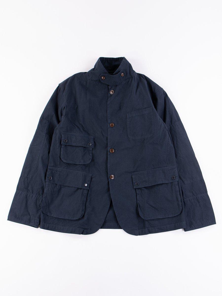 Navy Washed Upland Jacket