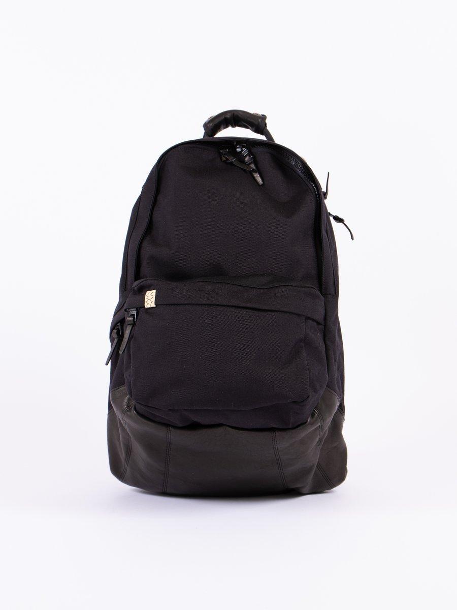 Black Fra Veg Lamb 22L Cordura Backpack