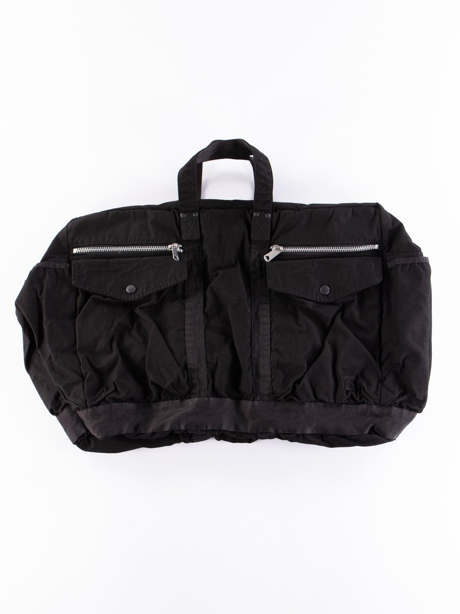 Black Crag 2Way Boston Bag Large