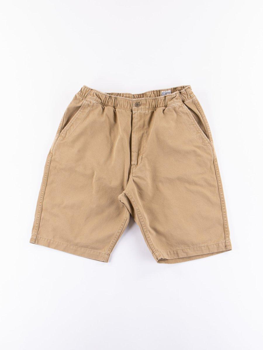 Khaki Easy Short