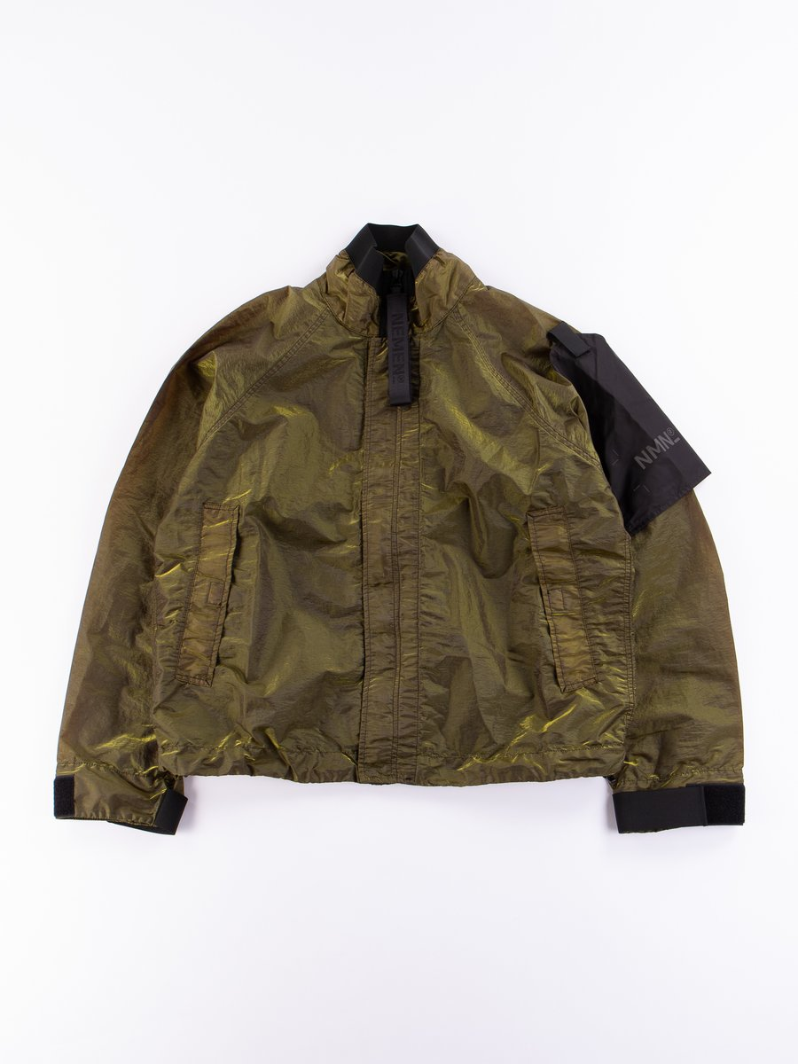 Military Green Revolt Jacket