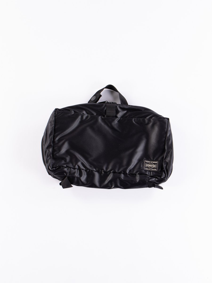 Black Snack Pack 09811 Cosme Pouch
