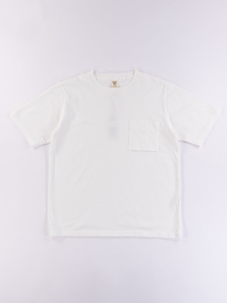 White Pocket T–Shirt