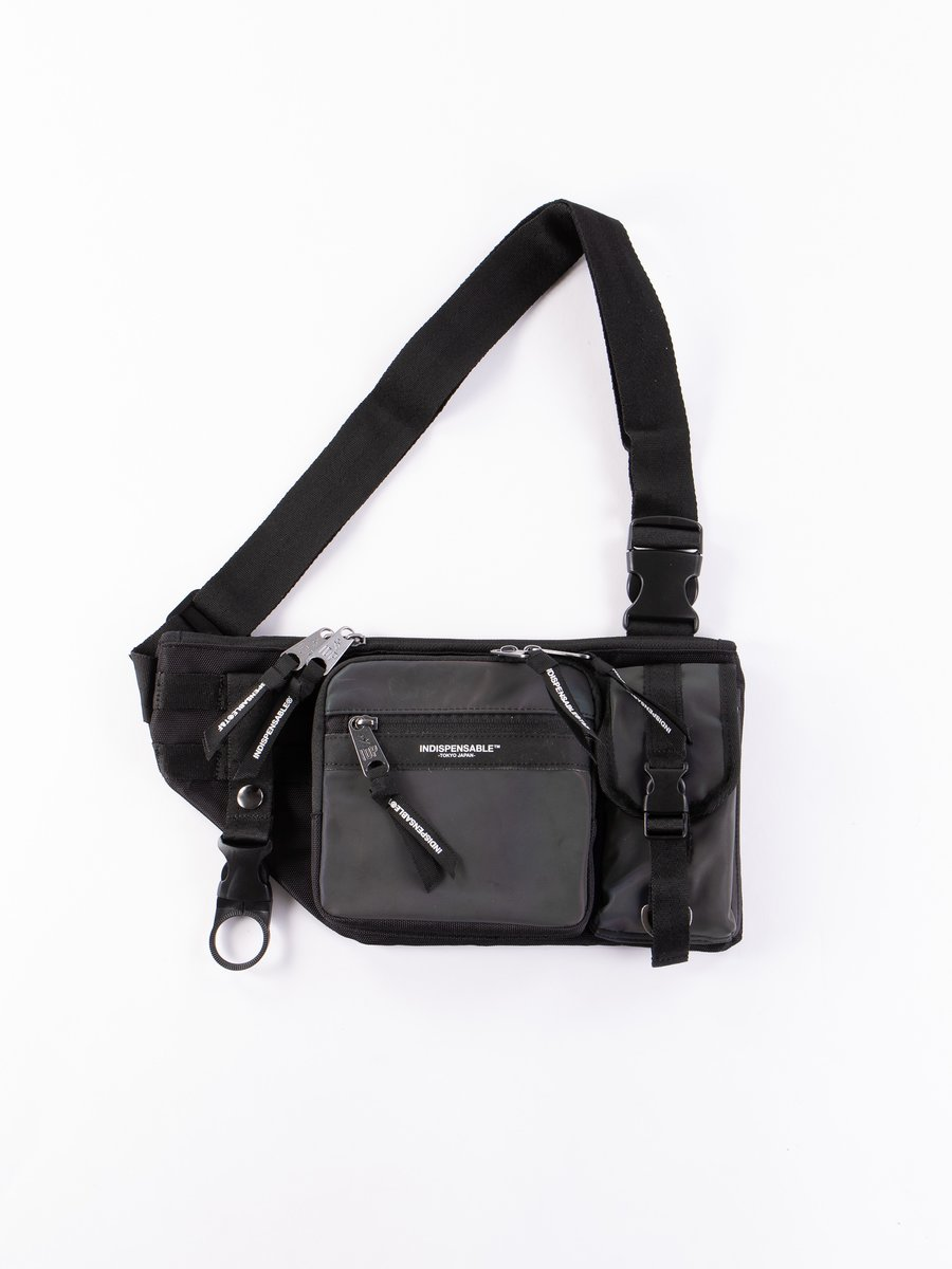 Black Aurora Armour IDP Chest Bag