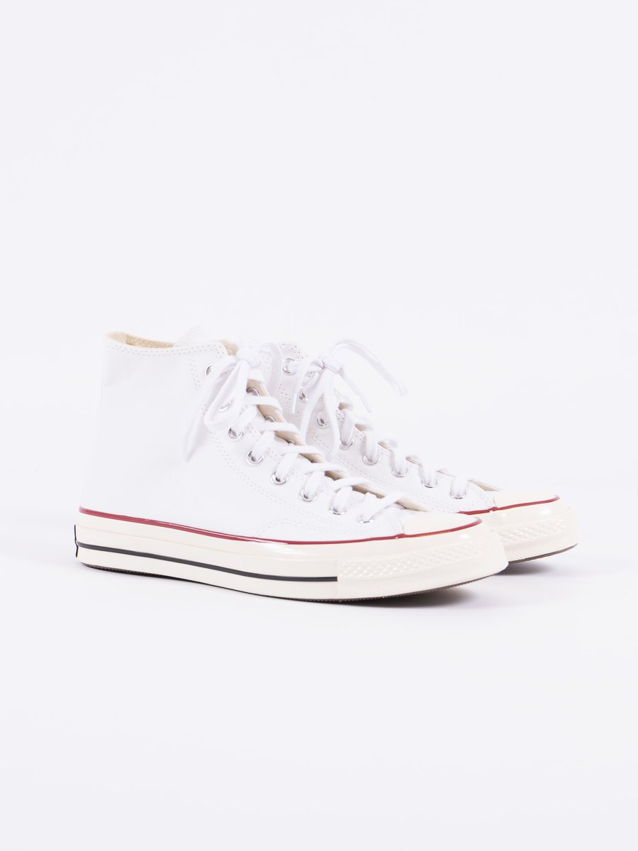 White Chuck Taylor All Star 70s Hi
