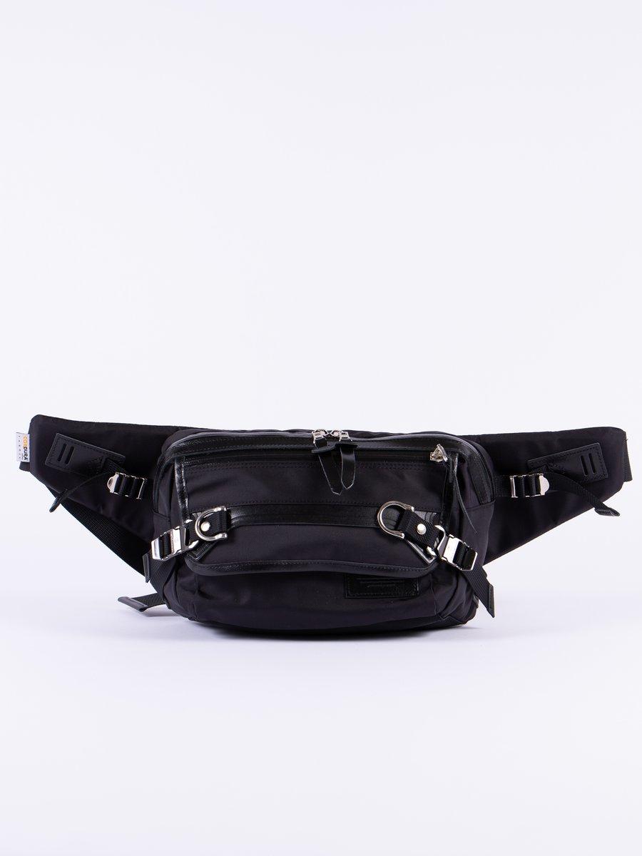 Black Potential Shoulder Bag