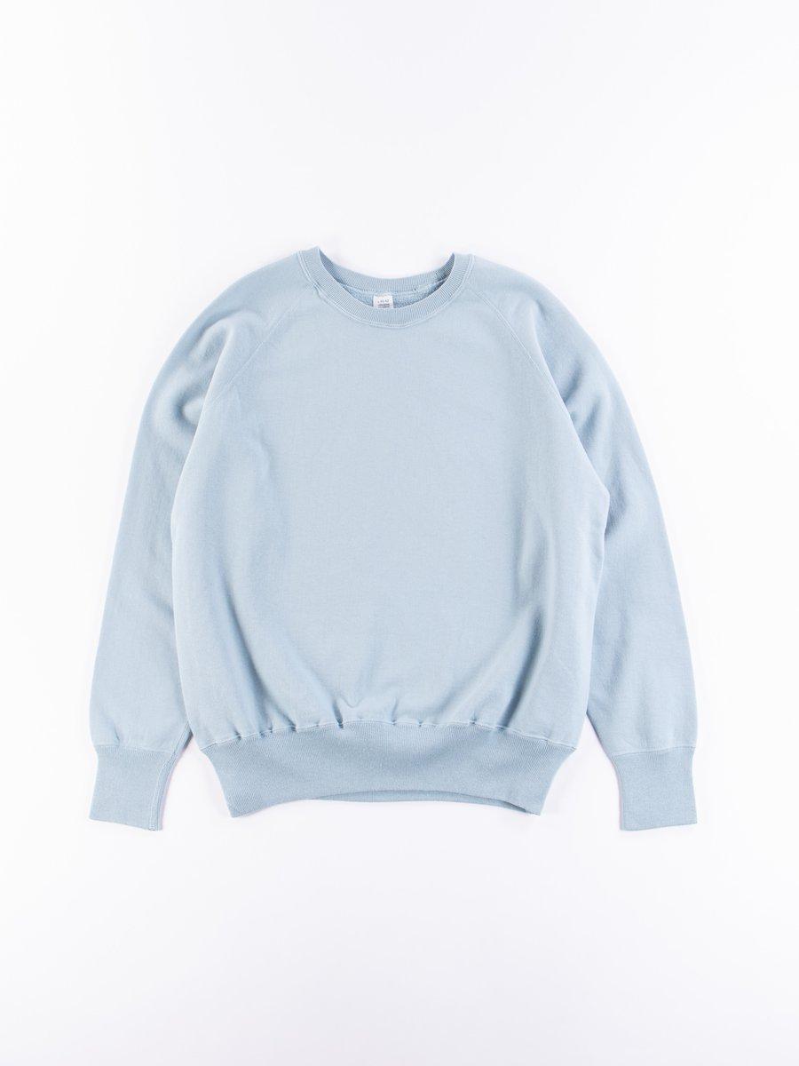 Sax Blue 461 Plain Sweatshirt