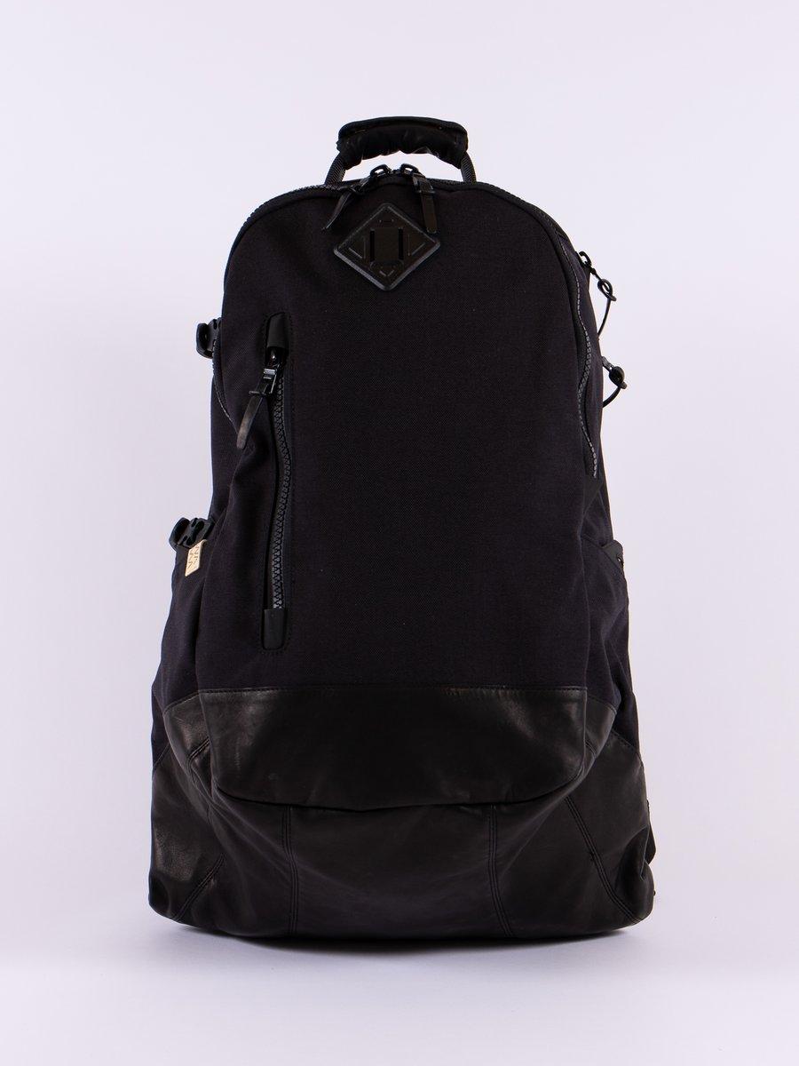 Black Fra Veg Lamb 20XL Cordura Backpack
