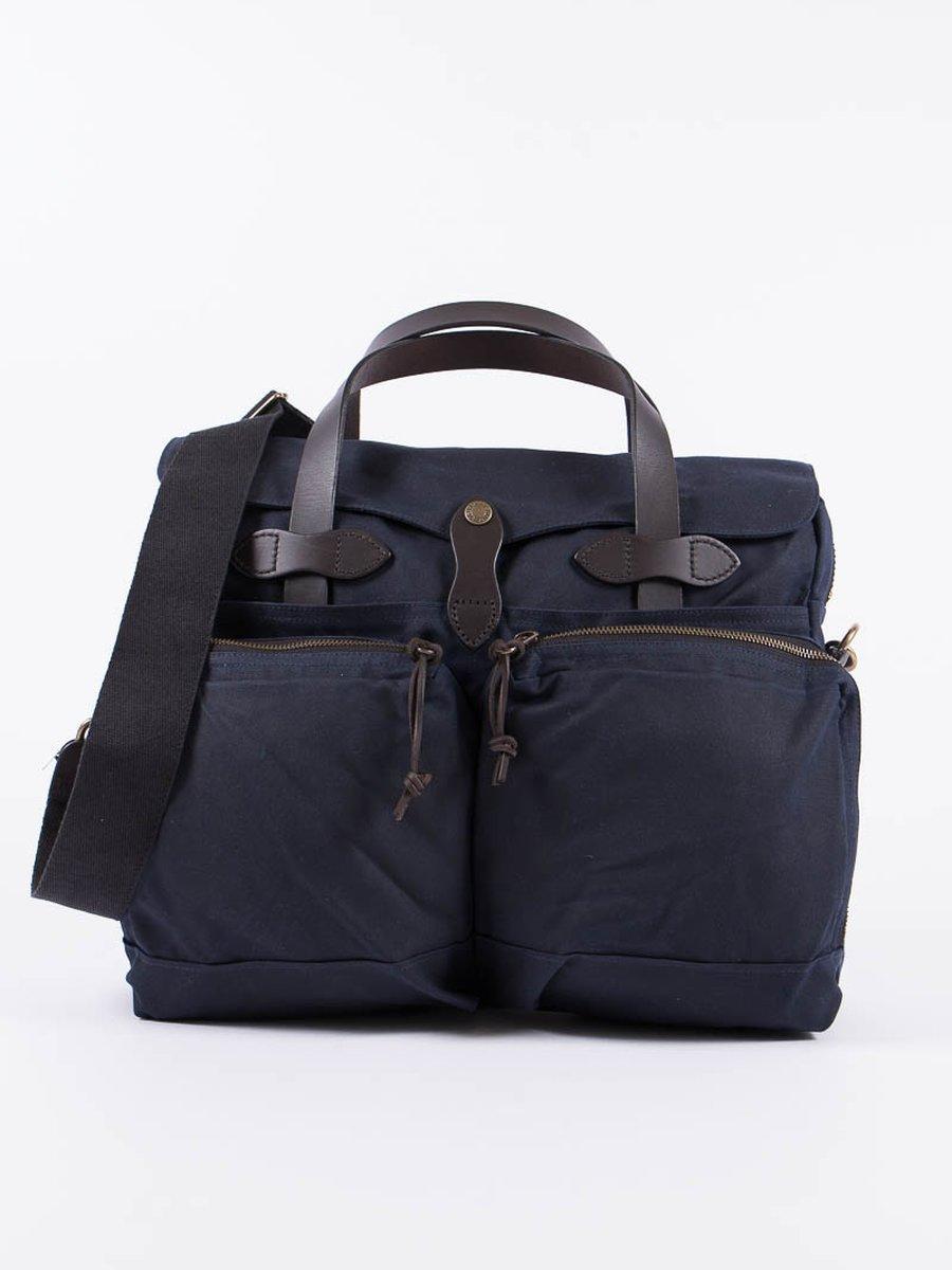 Navy 24–Hour Tin Briefcase