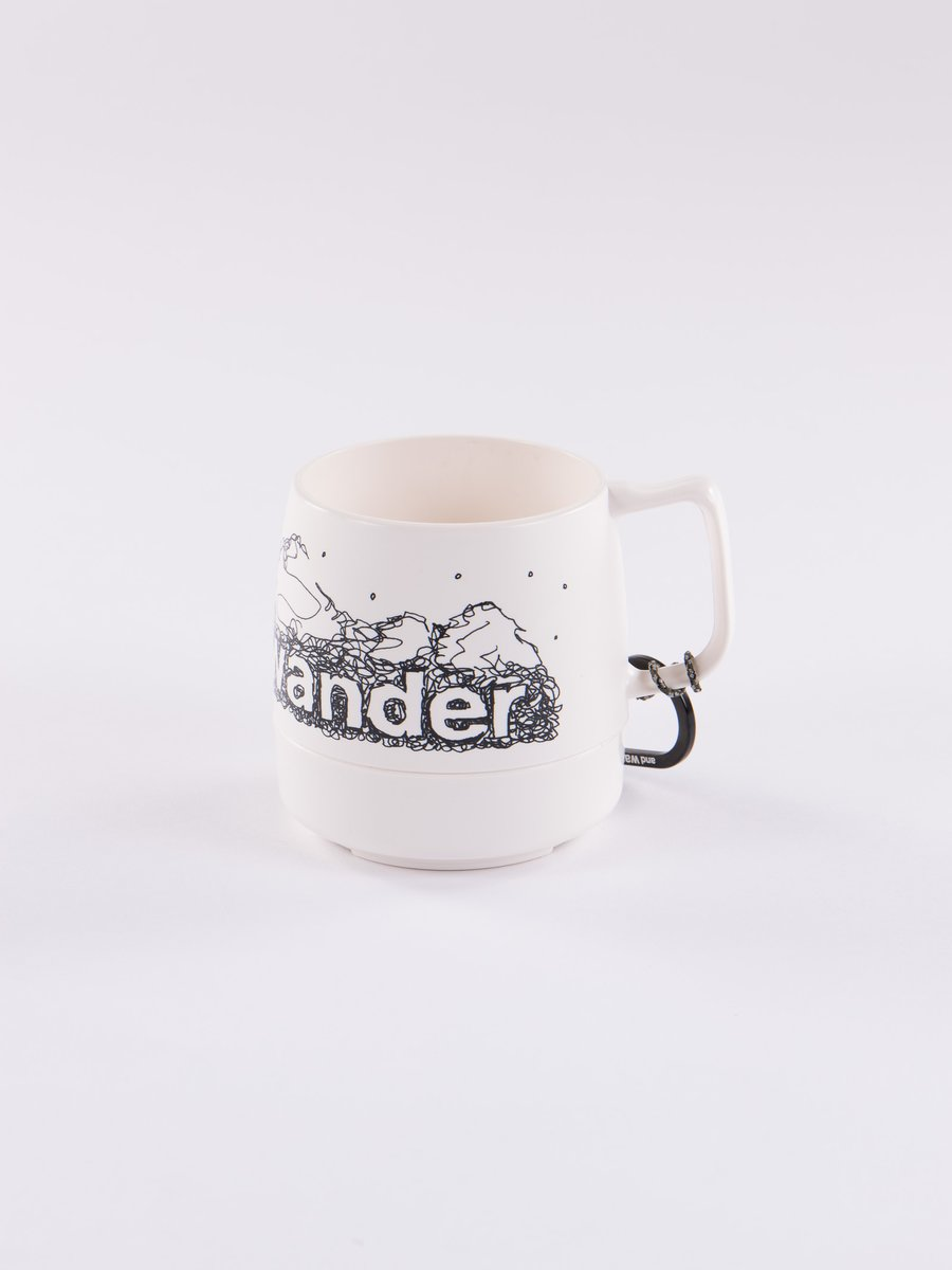 Off White Dinex Mug