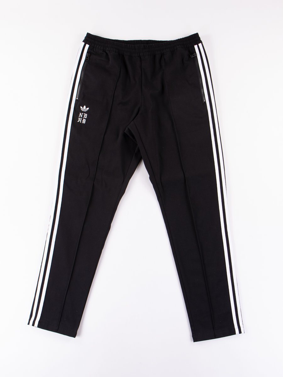 Black Neighborhood Track Pant