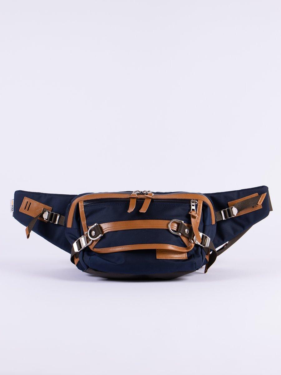 Navy Potential Shoulder Bag