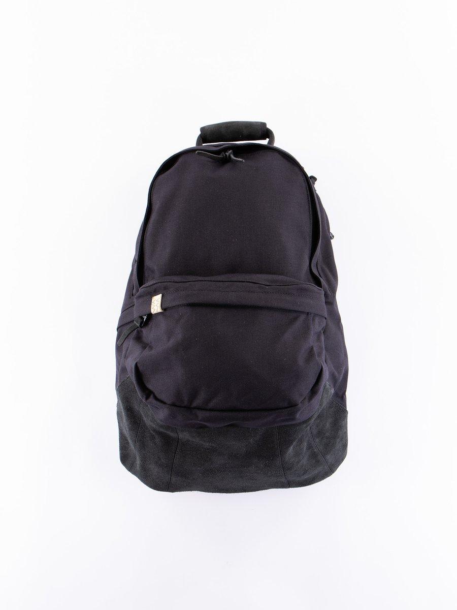 Black 22L Cordura Backpack