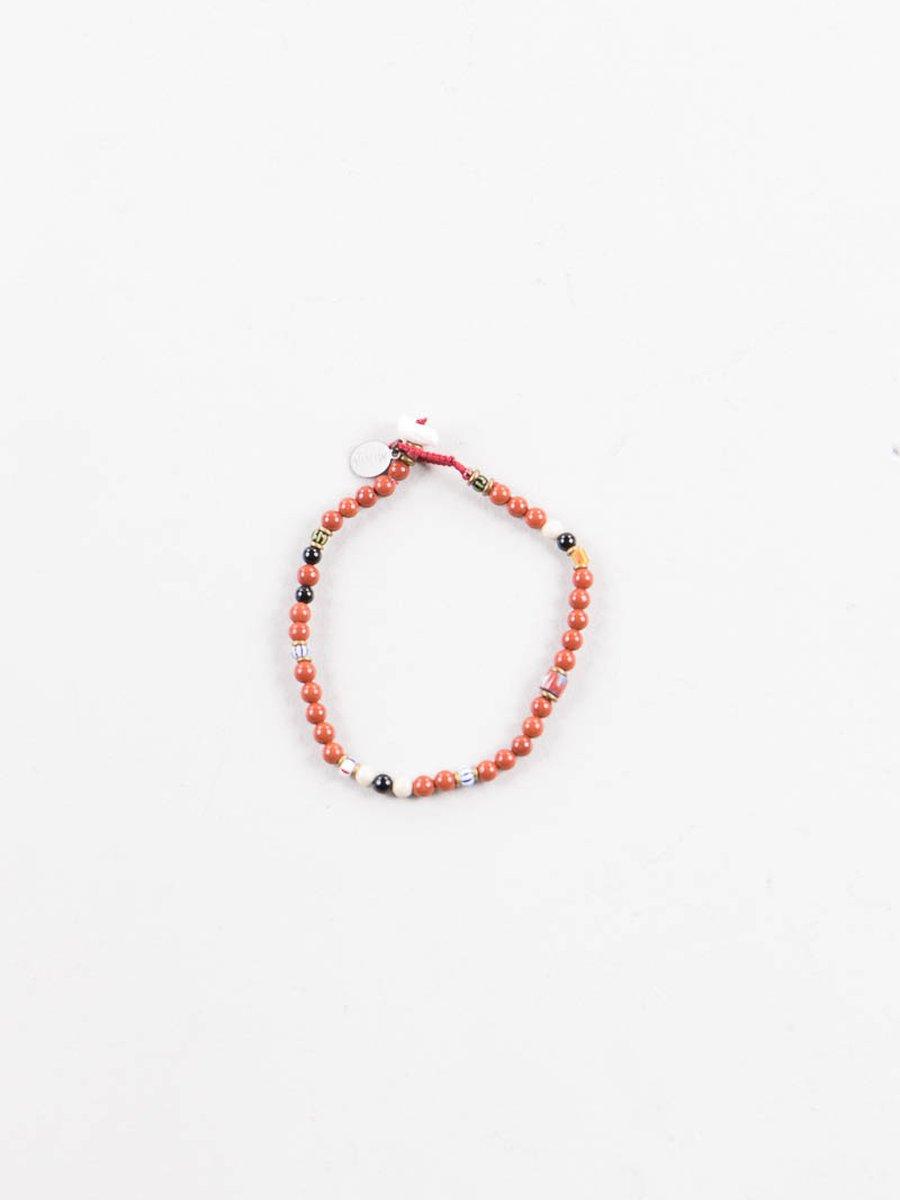 Red Jasper 4mm Bracelet