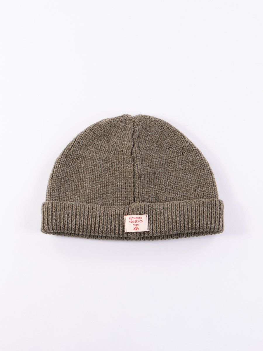 Light Army Solid Beanie