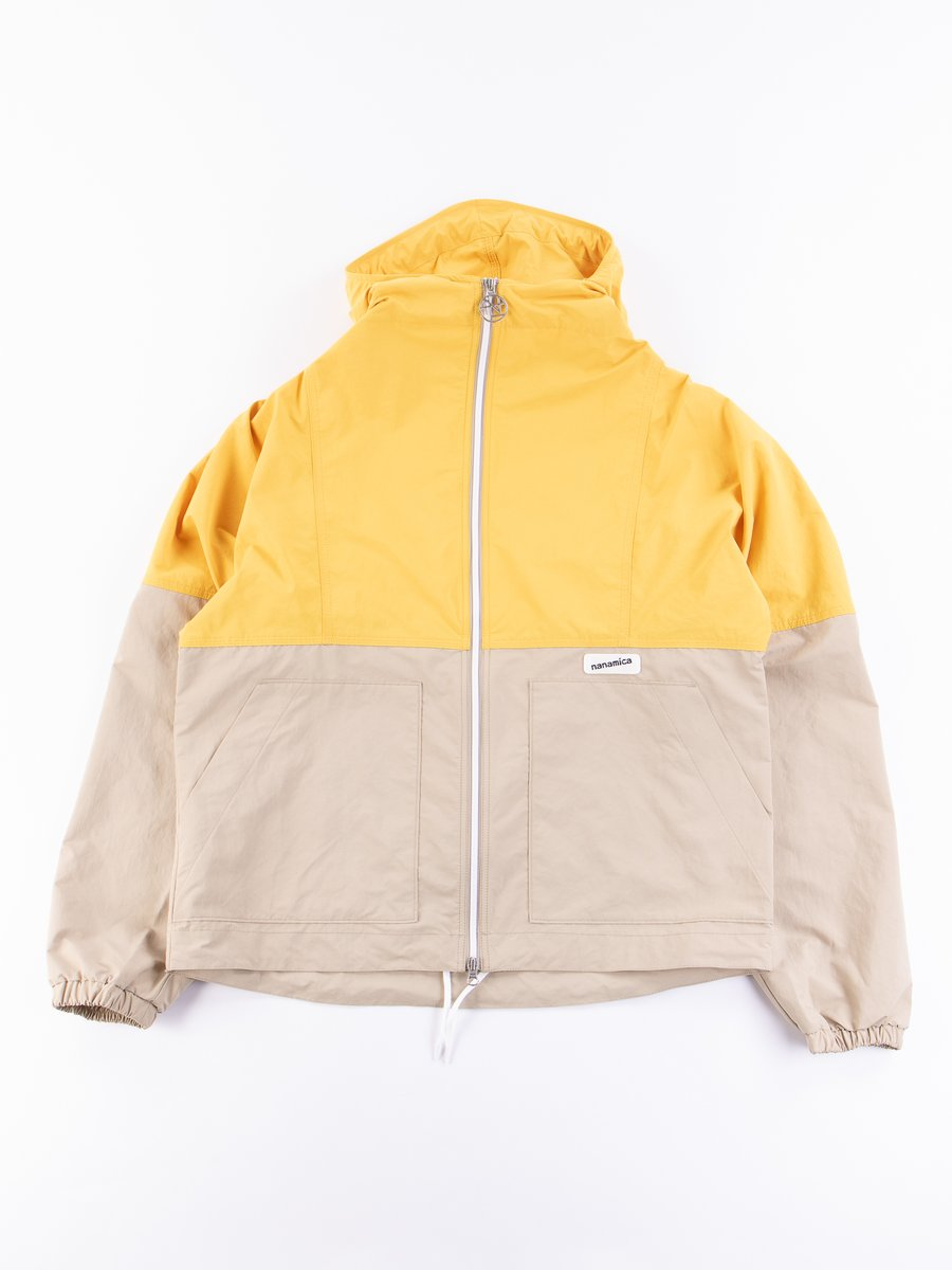 Yellow/Beige Cruiser Jacket