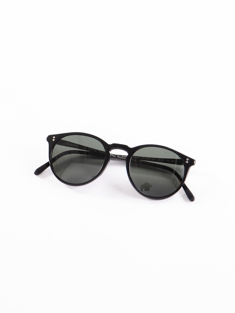 Black/Grey Polar O'Malley Sunglasses