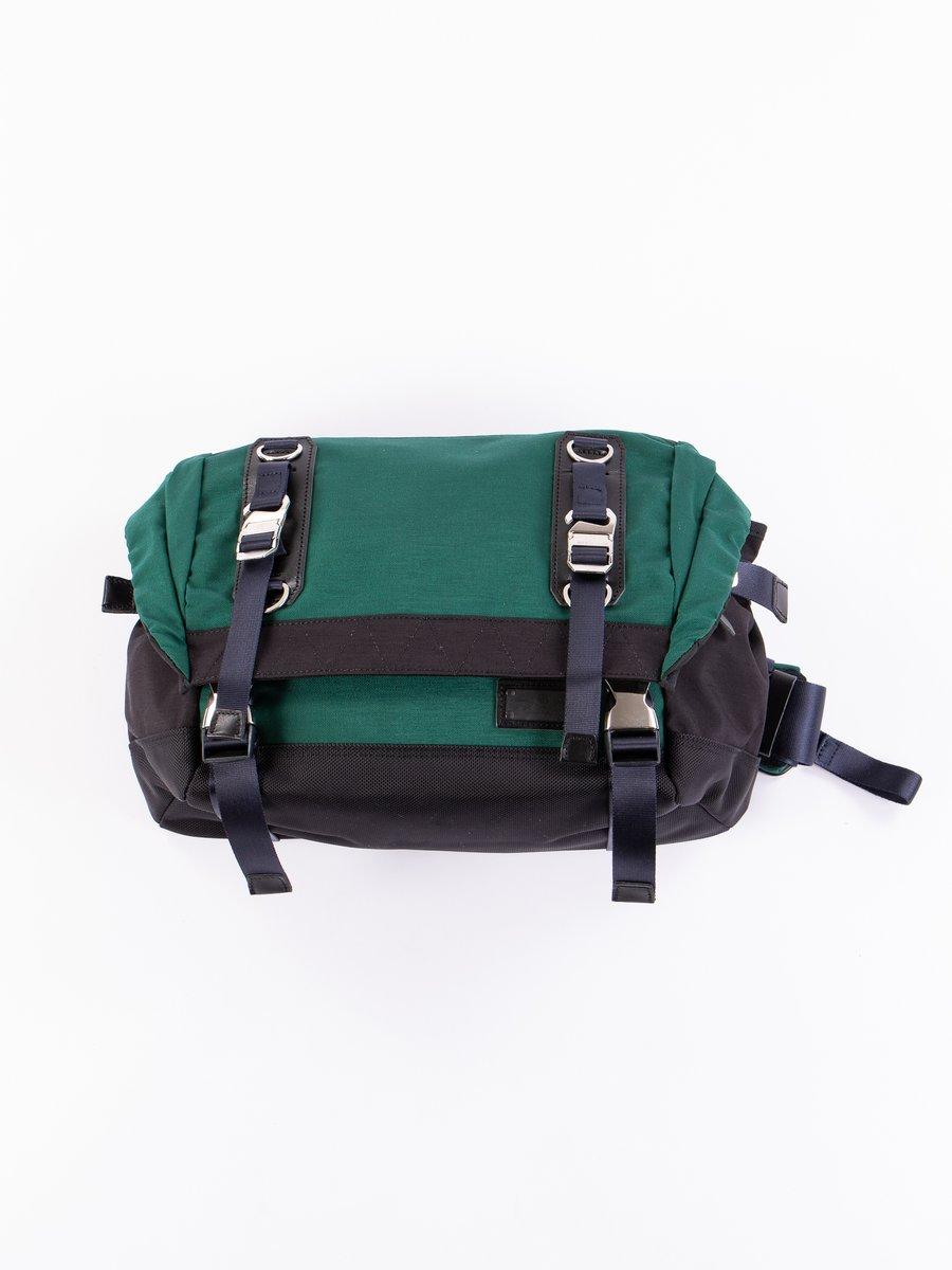 Dark Green 01235 Hunter Shoulder Bag
