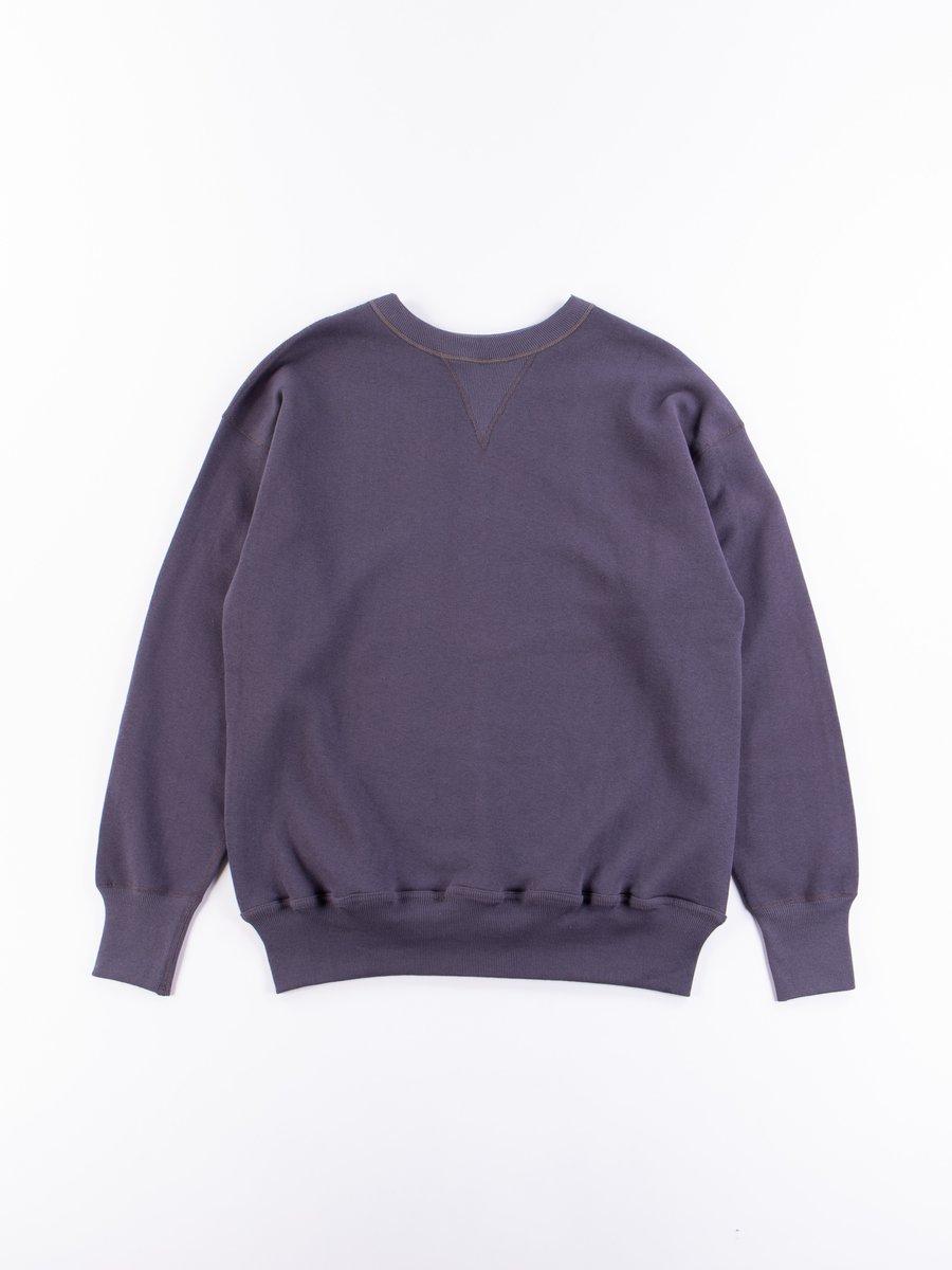 Navy 401 Plain Sweatshirt