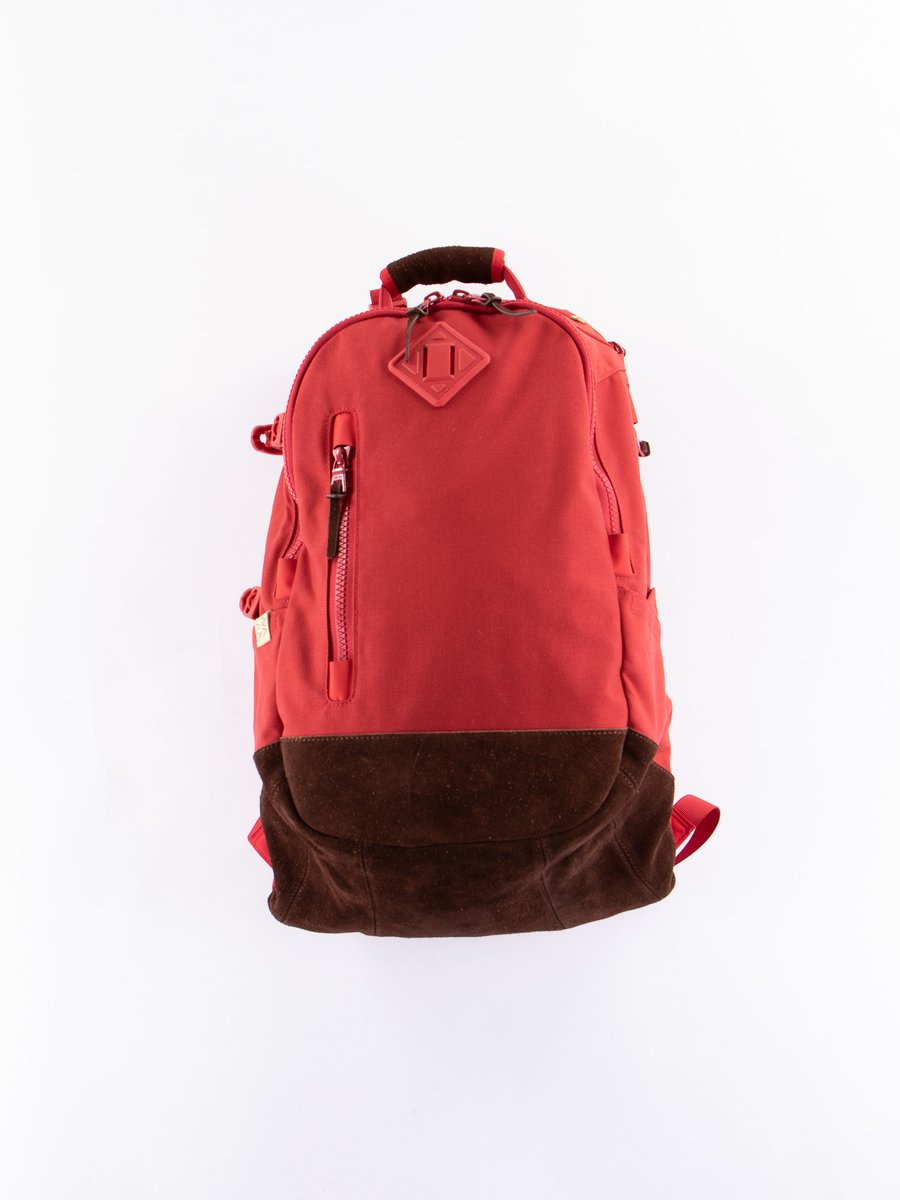 Red 20L Cordura Backpack