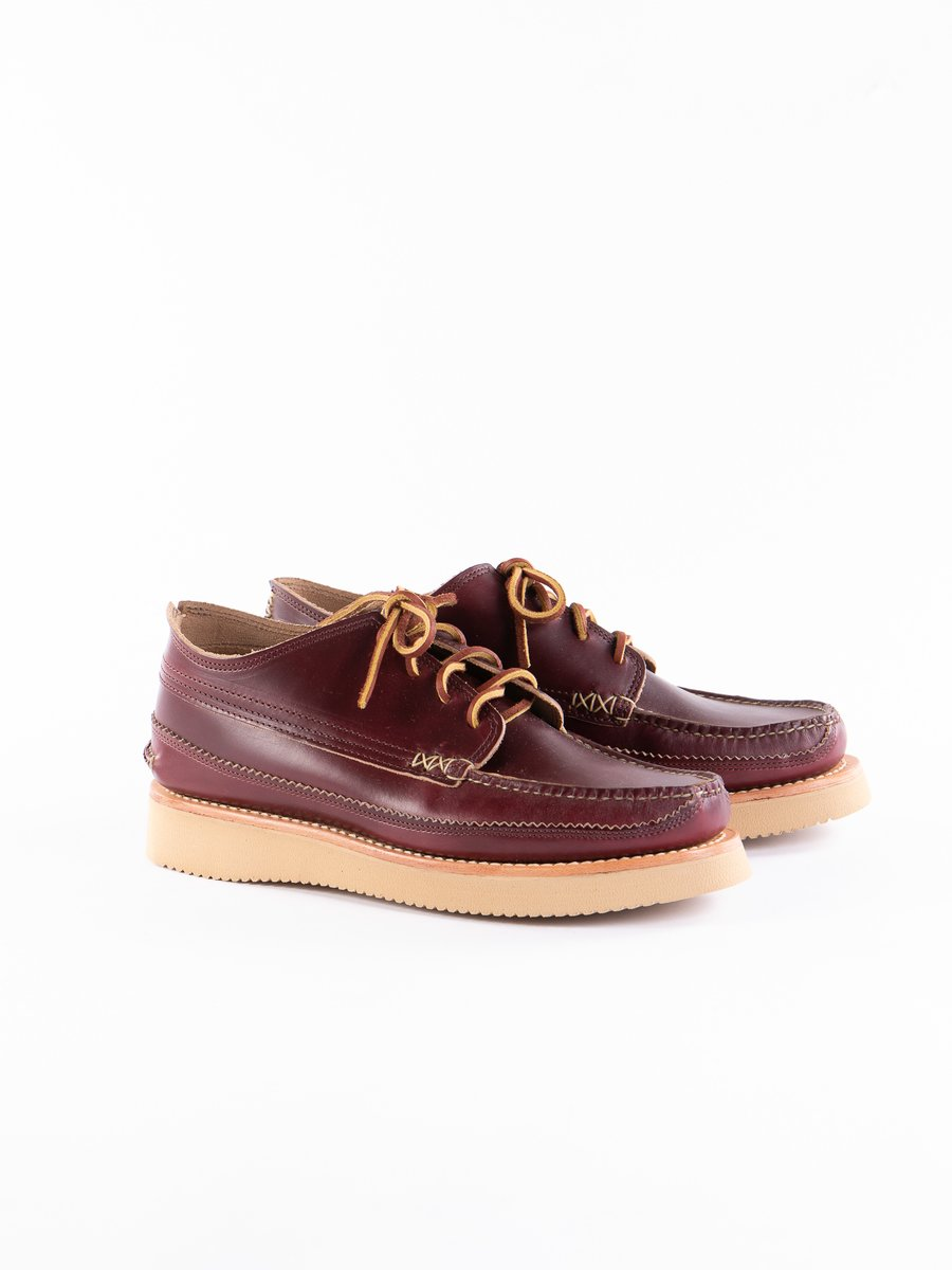 G Burgundy Maine Guide Ox Exclusive