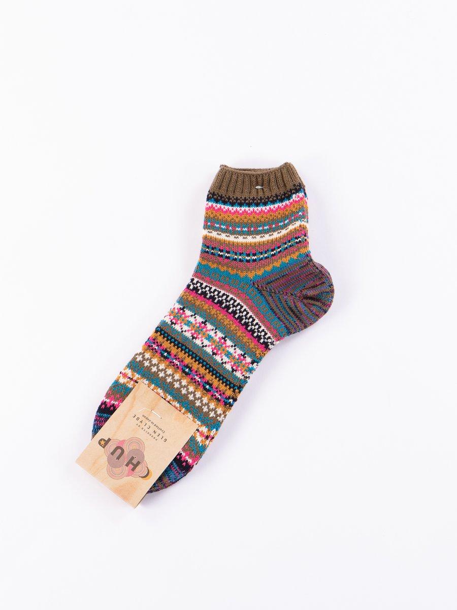 Pine Majbrasa Socks