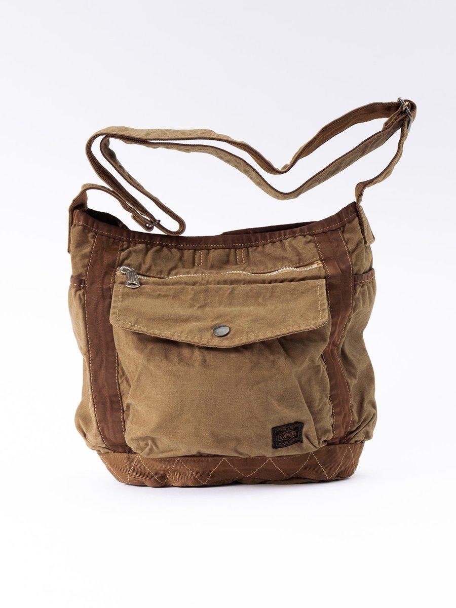 CRAG SHOULDER BAG S COYOTE