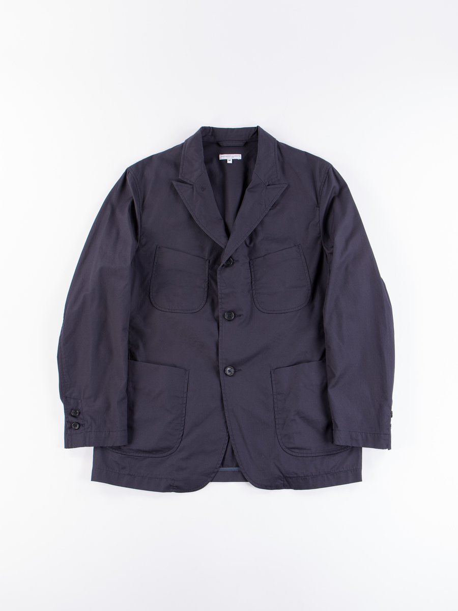 Dark Navy Highcount Twill NB Jacket