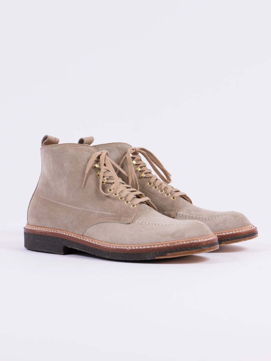 Milkshake Suede Indy Work Boot