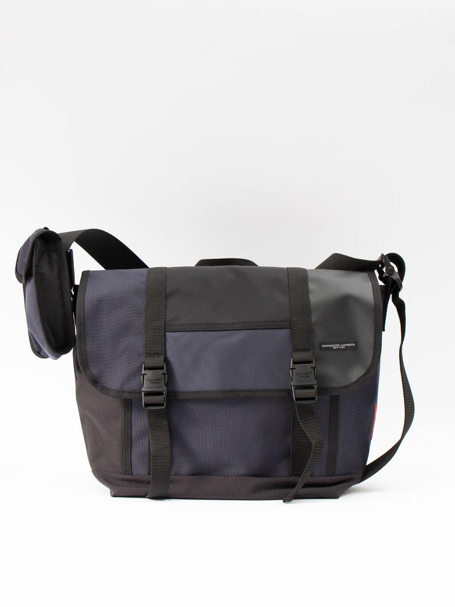 Messenger Bag Navy Mix