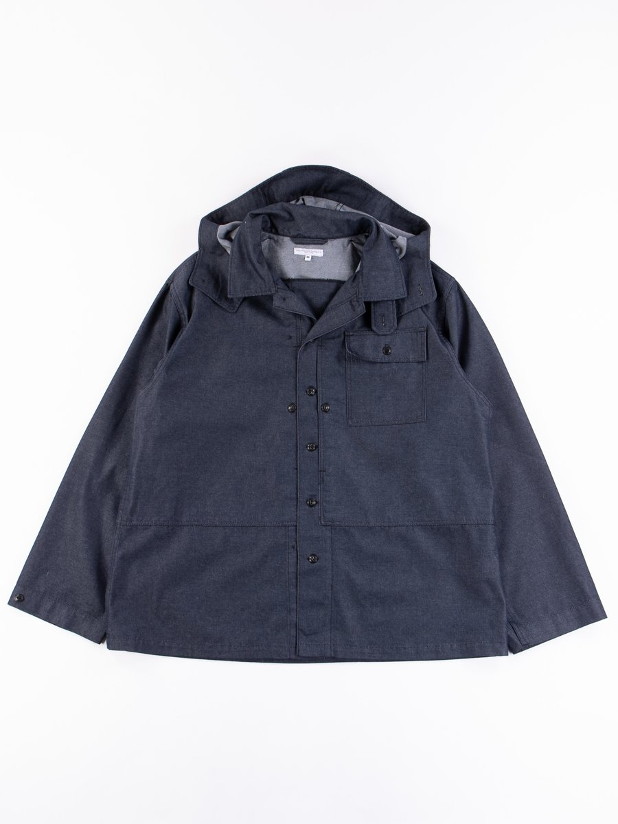 Indigo PC Denim MC Shirt Jacket