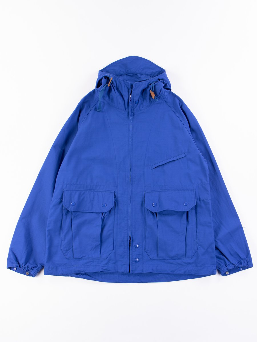 Royal Cotton Ripstop Atlantic Parka