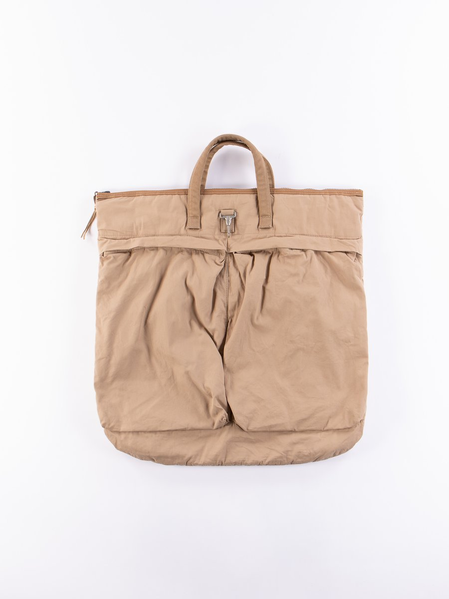 Beige Mavcat Large Bag