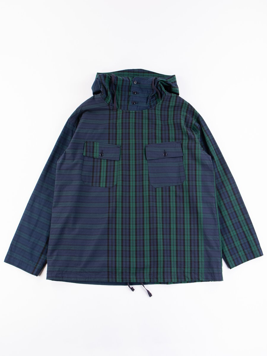 Blackwatch Big Repeat Madras Cagoule Shirt