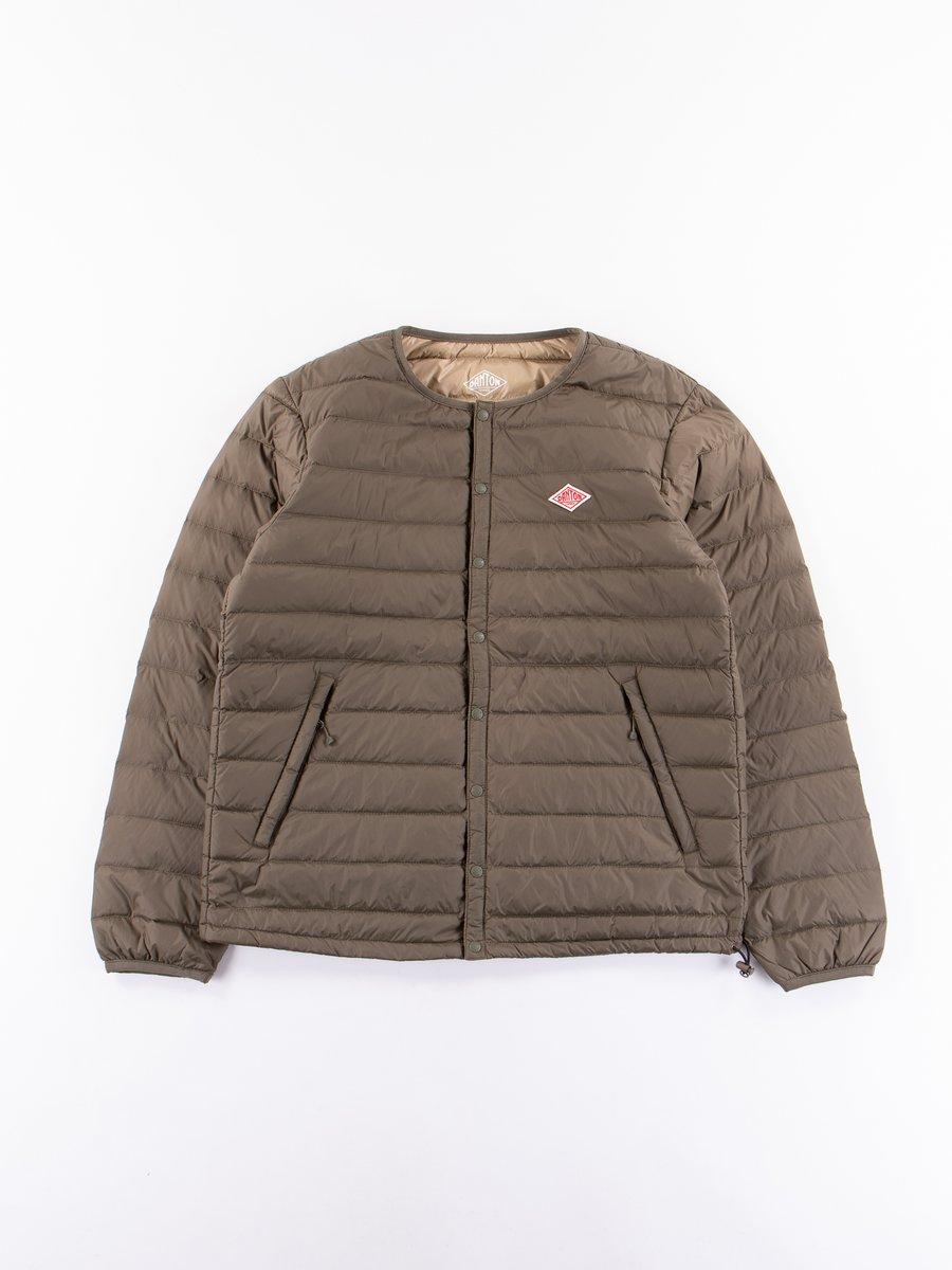 Olive Inner Down Jacket