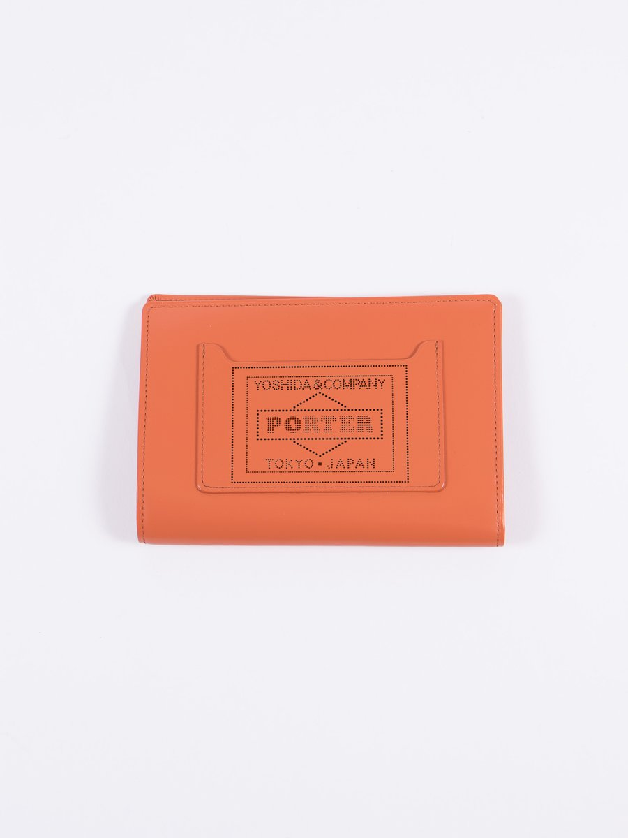 Orange Stand Original Passport Case