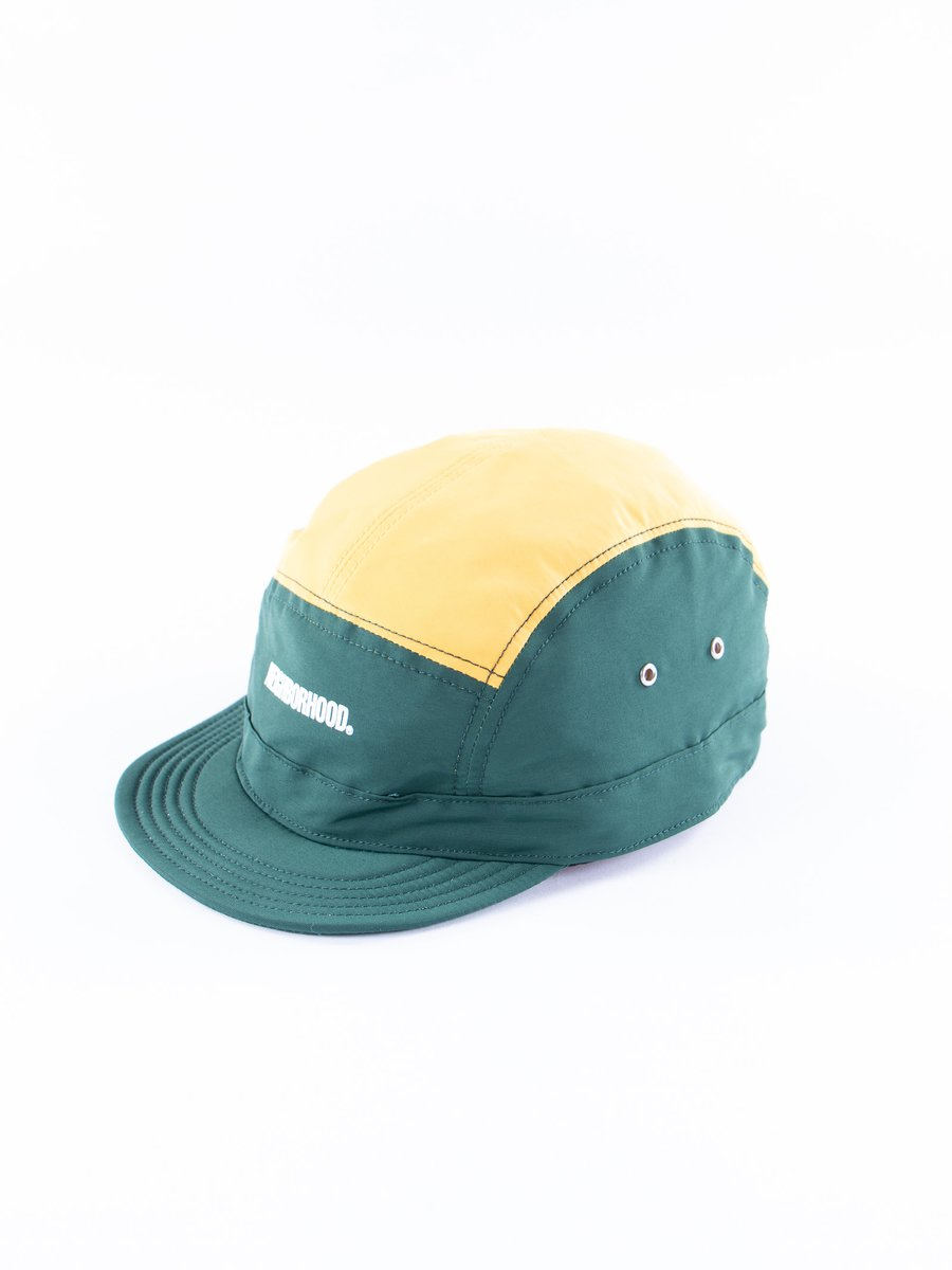 Green Waves Cap