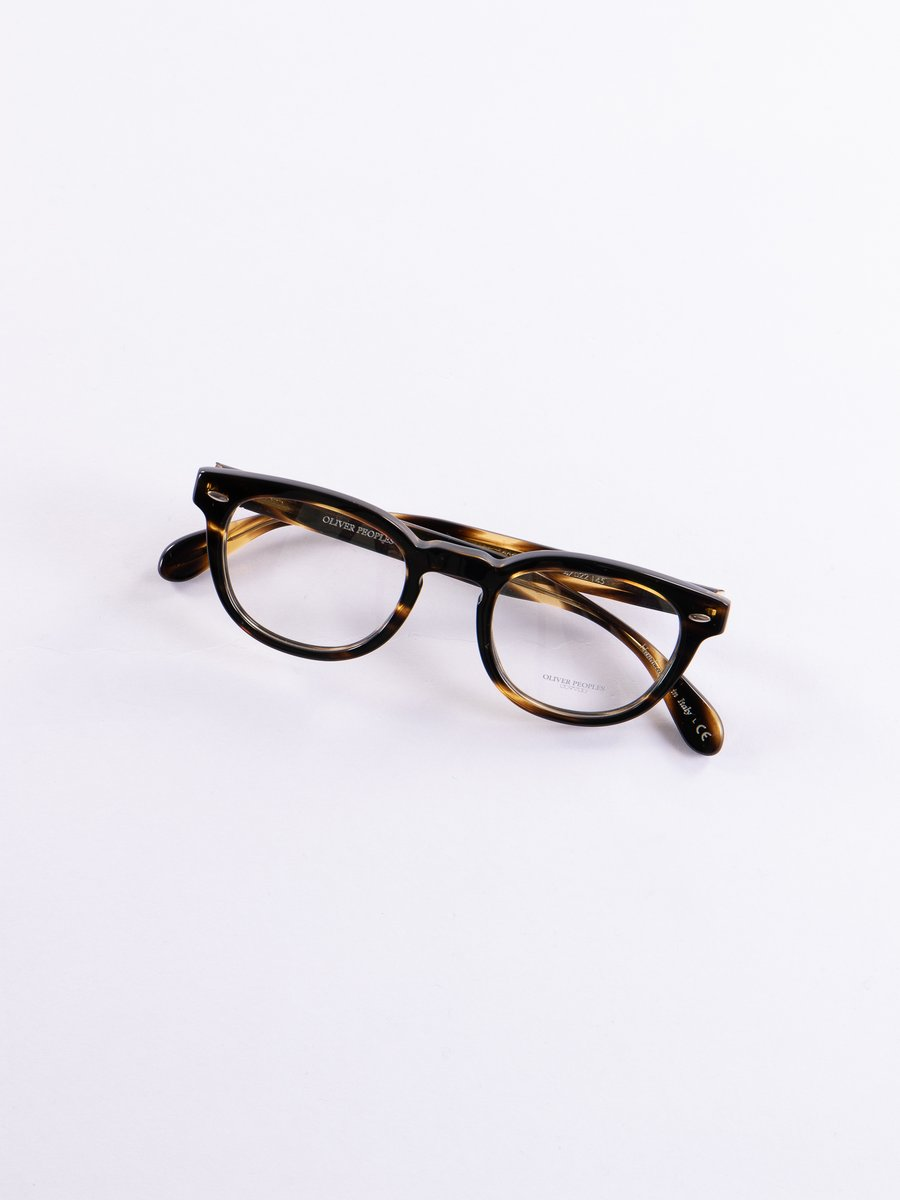 Cocobolo Sheldrake Optical Frame
