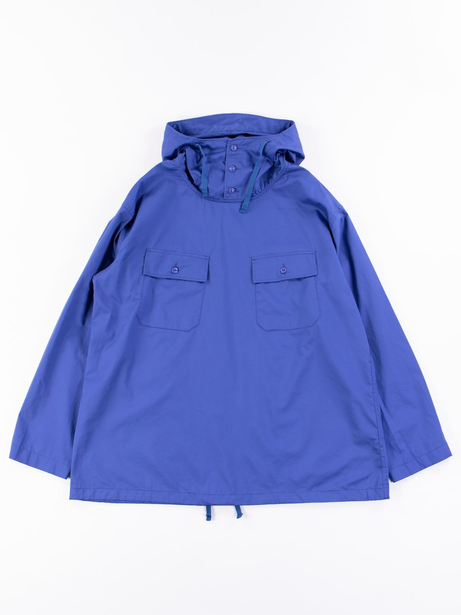 Royal Cotton Nano Twill Cagoule Shirt