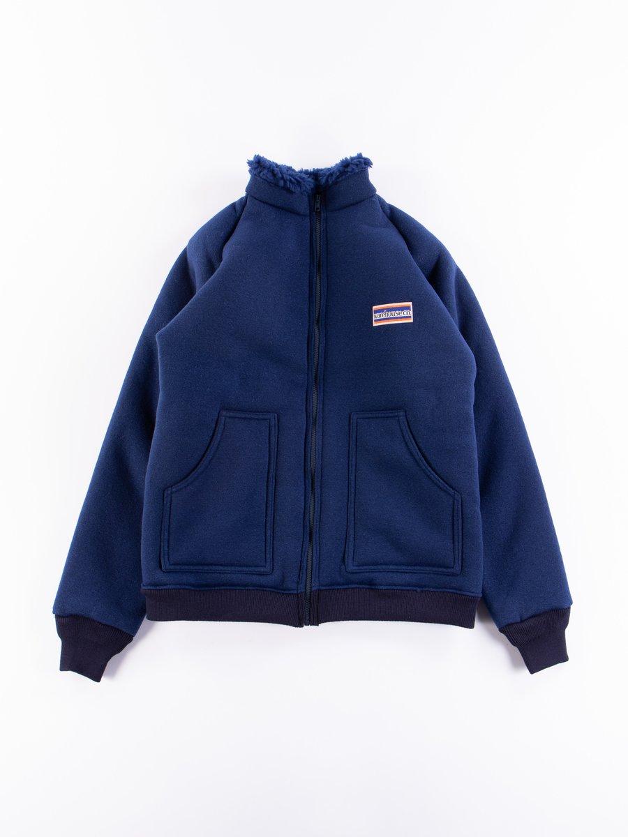 Navy Classic Pile 2130 Jacket