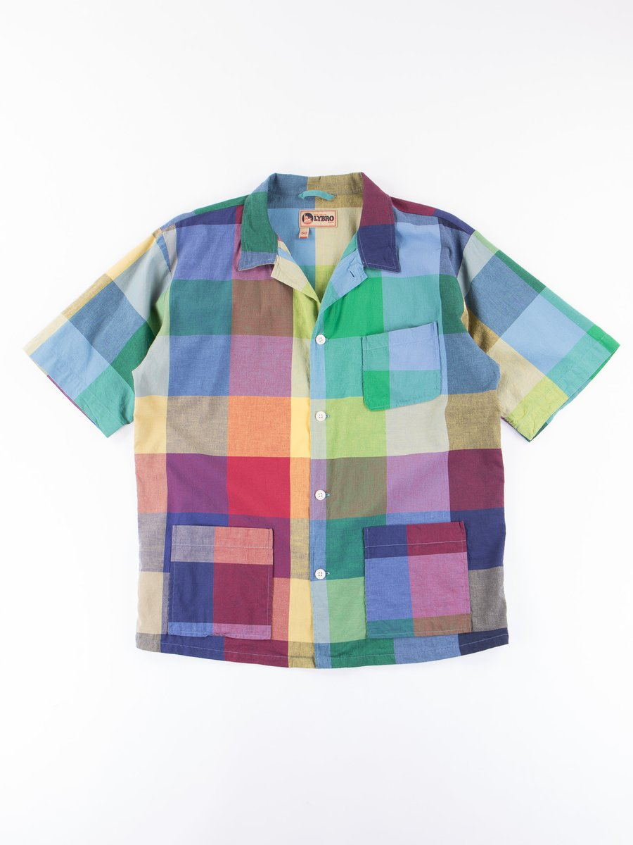 Lybro Multi Check Frankie's Shirt