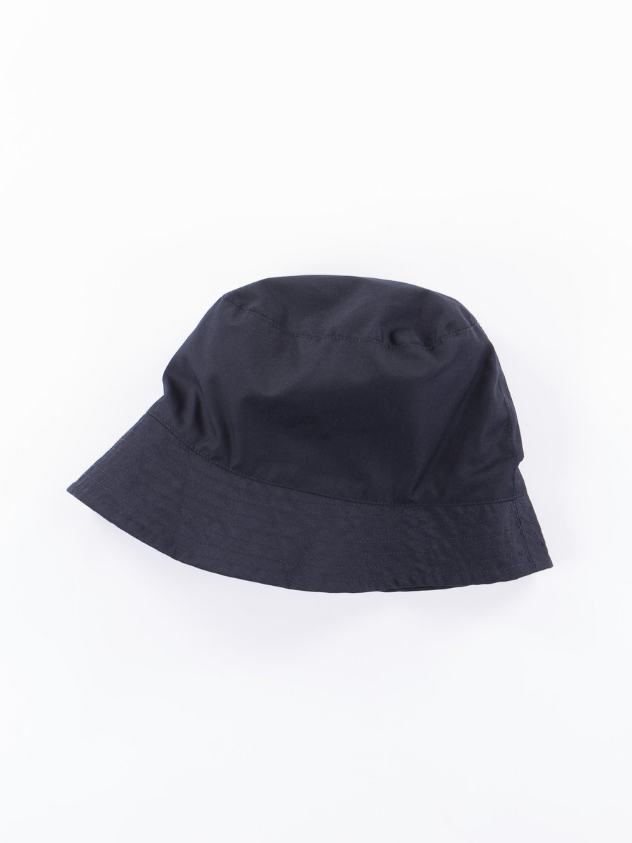 Dark Navy PC Poplin Bucket Hat