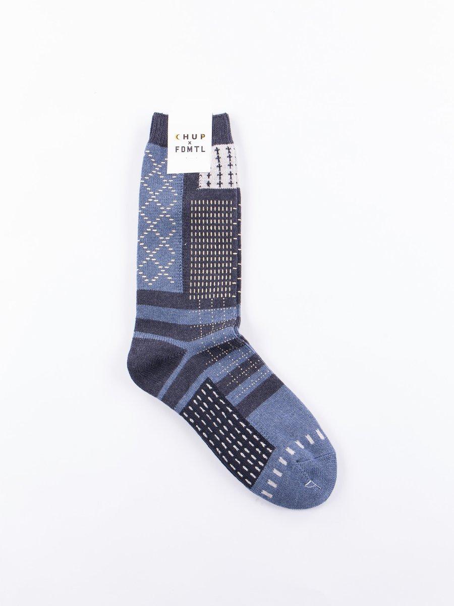 FDMTL Blue Socks