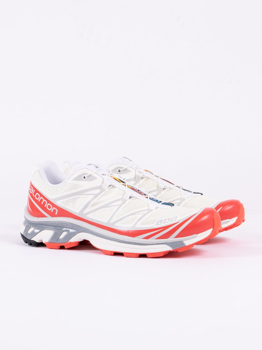 Vanilla Ice/White/Red XT–6 Softground Lt Adv