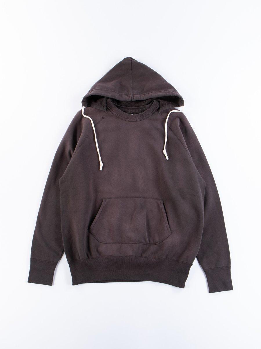 Faded Black 475 Hooded Sweatshirt